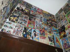 Comic Wall