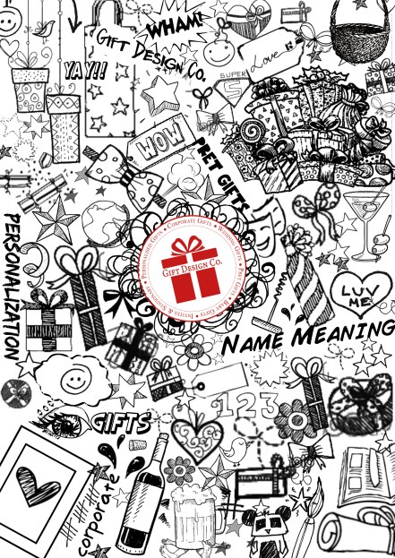 Gift Design Co Doodle