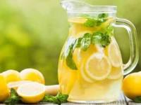 Infused Water Lemon