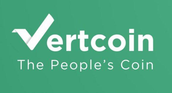 Vertcoin investerar