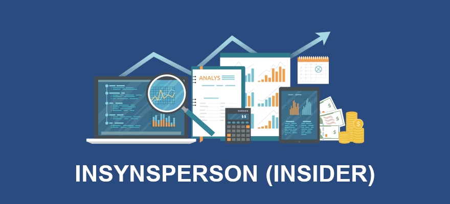 Insynsperson (insider)