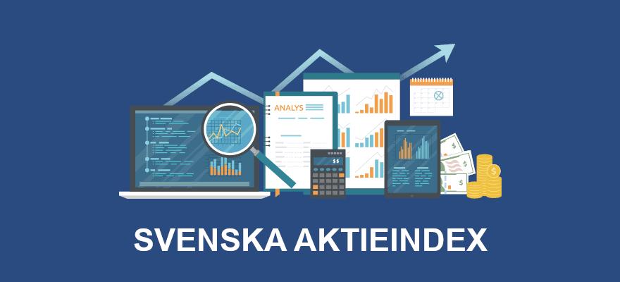 Svenska aktieindex