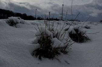 Verschneit