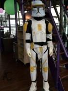 Clone Krieger von Star Wars
