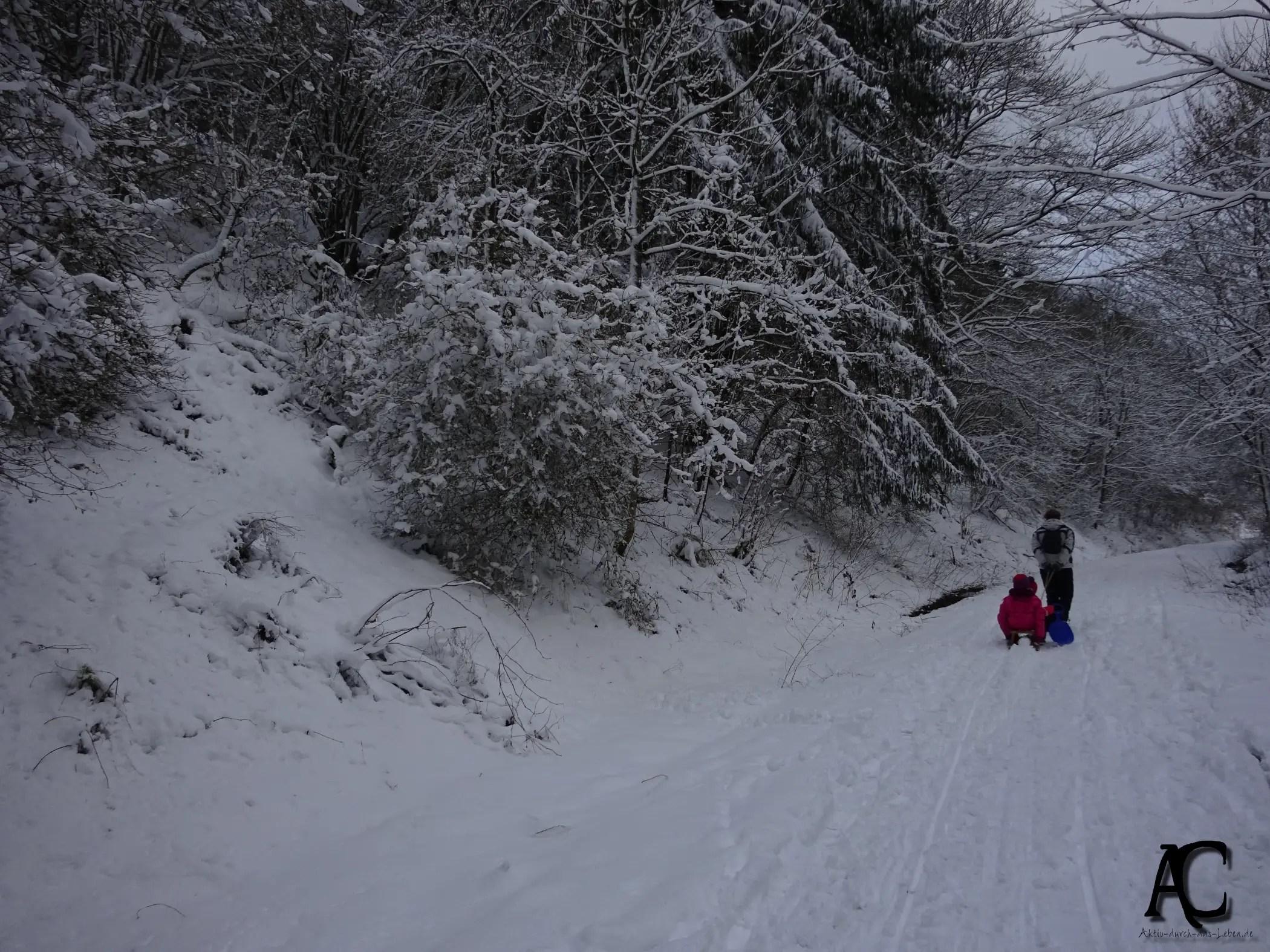 Schnee, Schnee, Schnee...