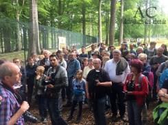 Eröffnung Nationalpark Hunsrück-Hochwald Wildenburg