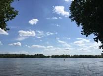 Alles direkt am Rhein