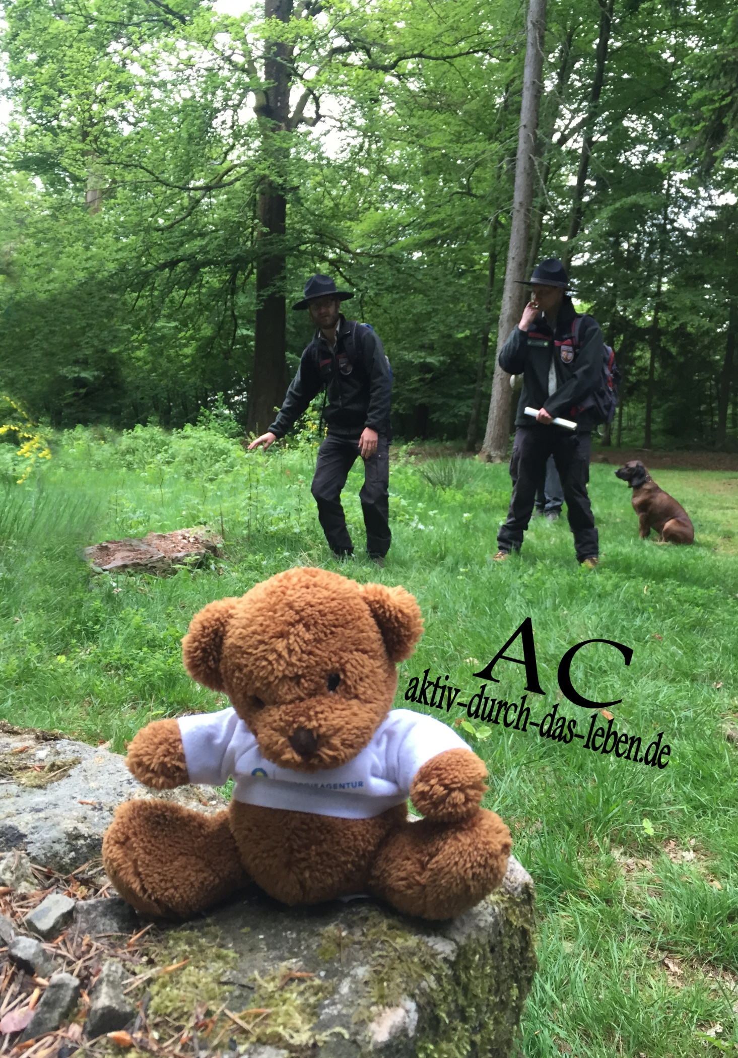 Aktiv-Bär war auch dabei