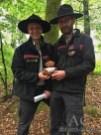 Die Ranger mit dem Aktiv-Bär