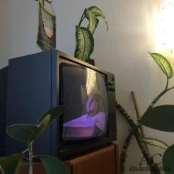 Ein sehr alter Fernseher :D