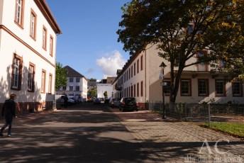Auf dem Weg zum Schlossplatz