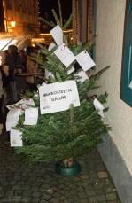 Der Wunschzettelbaum