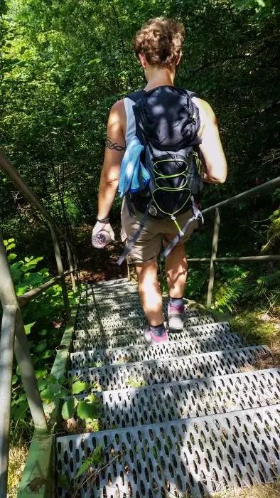 Traumschleife Heimat - Treppen