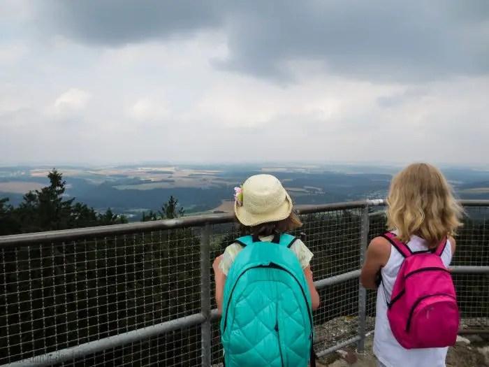 Traumschleife Heimat - Aussicht Koppenstein