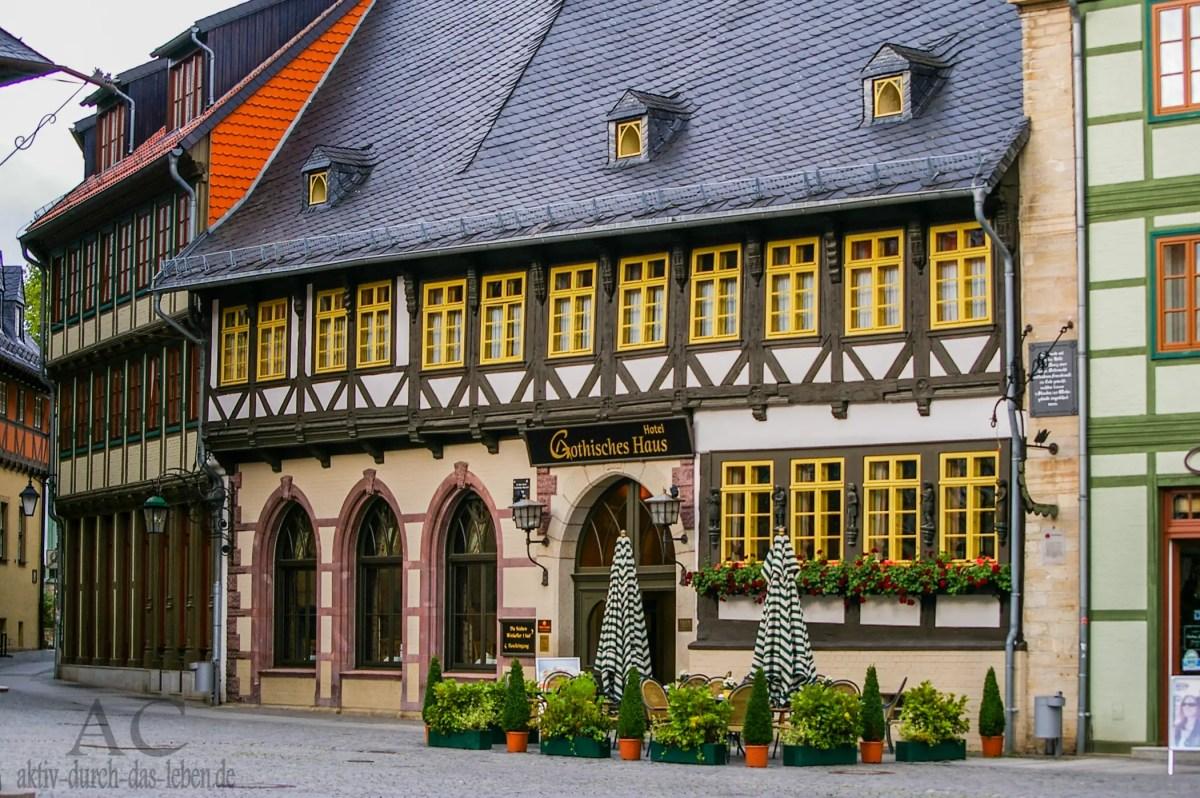 10 Dinge die du in Wernigerode unbedingt sehen musst!