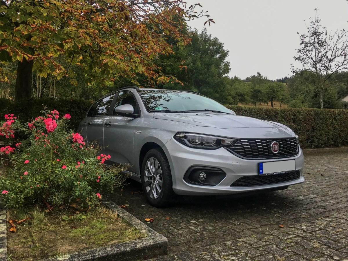 Der neue Fiat Tipo Kombi - unsere Erfahrungen
