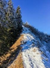 Eisige Aufstiege