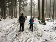 Schneeschuhwanderung Reinsfeld 19
