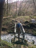 Diese Brücke musst du nicht queren ;-)