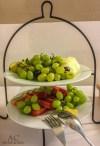 ... und frisches Obst...