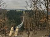 Ansicht der Brücke von der Mörsdorfer Seite aus