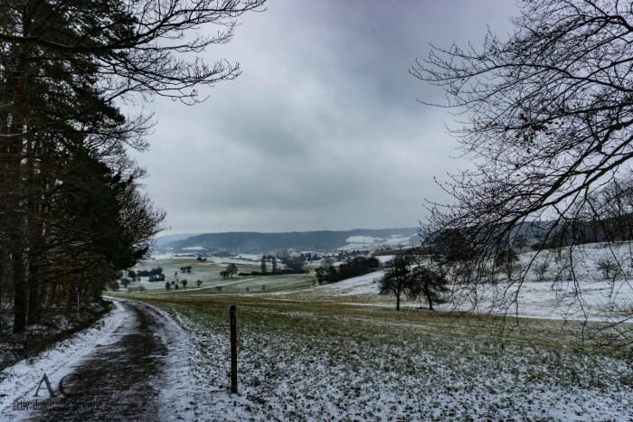 Hinkelsteinweg Otterberg kalt