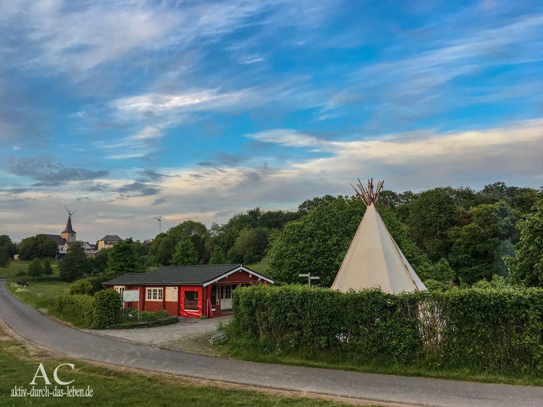 Ausflugstipp im Hunsrück: das Erlebnisfeld Mannebach bei Kastellaun