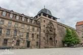 Das Löwentor der Plassenburg