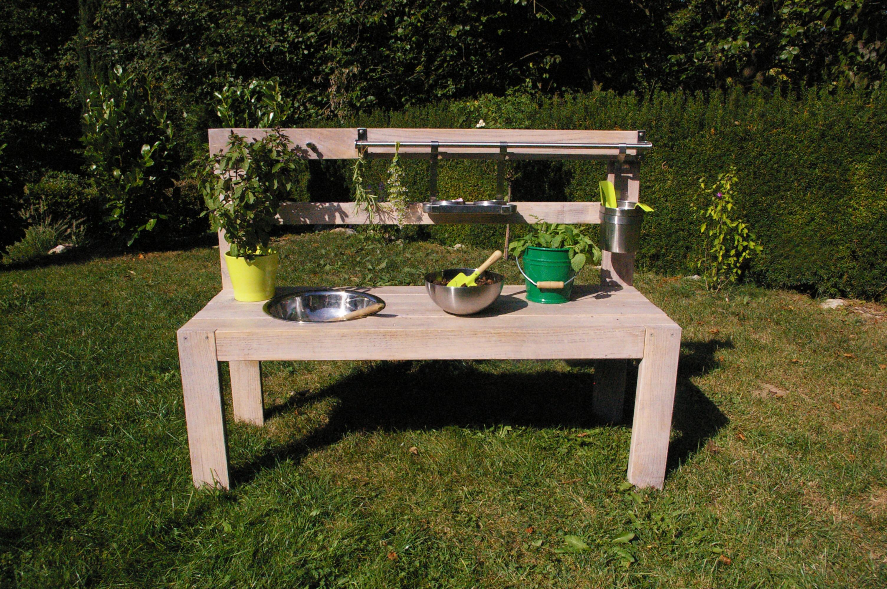 Outdoor Küche Für Kinder : Gartenküche selber bauen anleitung und tipps