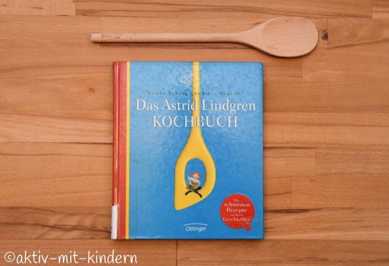 Das Astrid Lindgren KOchbuch für Bullerbü Fans