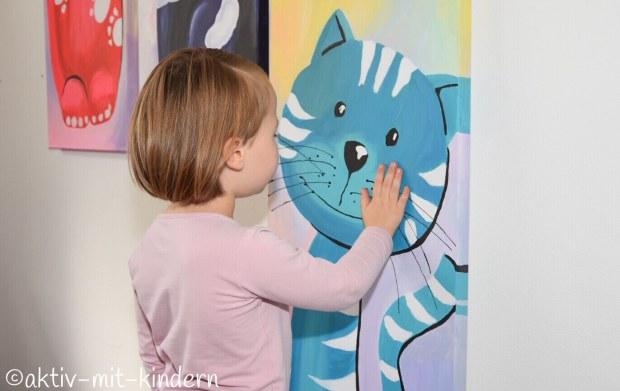 Unsere Wandbilder für das Kinderzimmer von Bimago