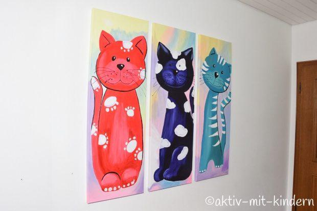 Unsere neuen Wandbilder für das Kinderzimmer von Bimago