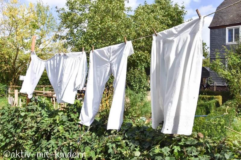 So bleibt Wäsche länger schön