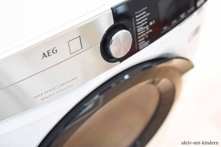 Ein Ehrlicher Erfahrungsbericht Der Neue AEG Waschtrockner Mit Warmepumpe Im Test
