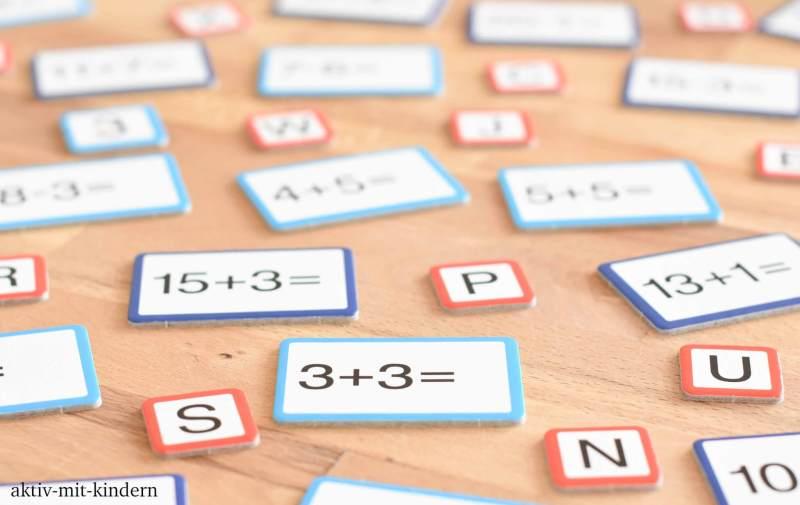 Vorschule rechnen lernen