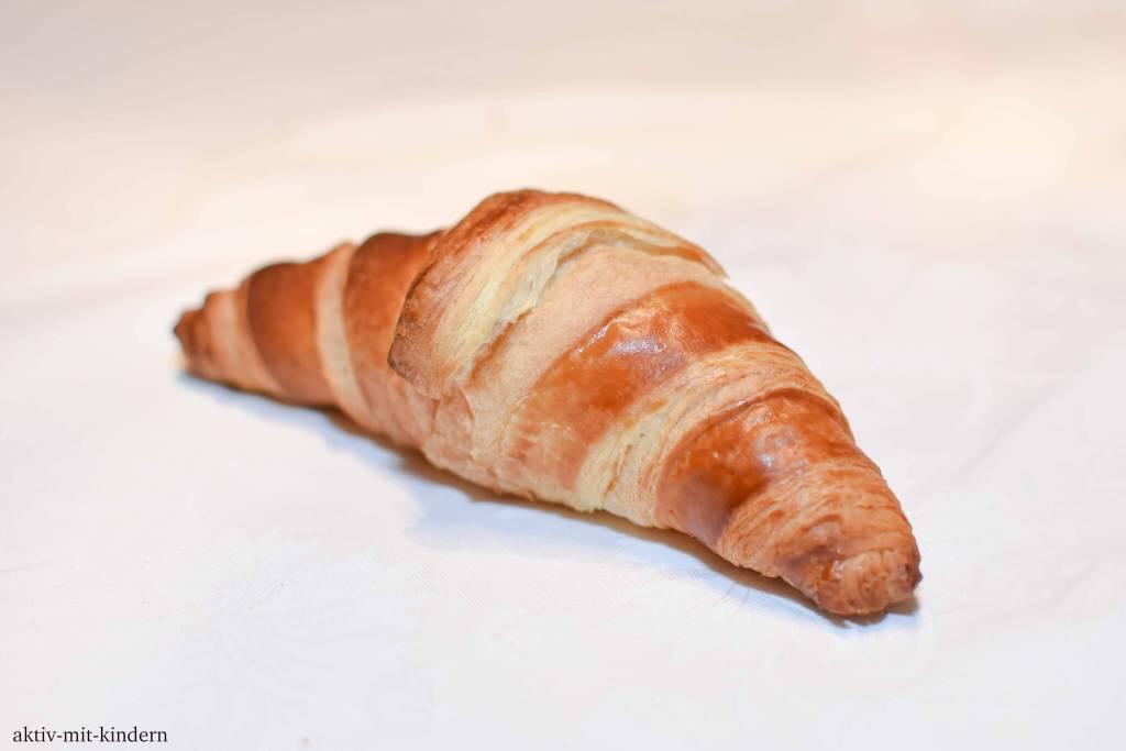 Ein Croissant von der App Too good to go