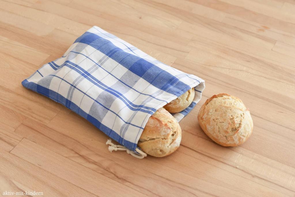 Brotbeutel ZeroWaste Plastikfrei