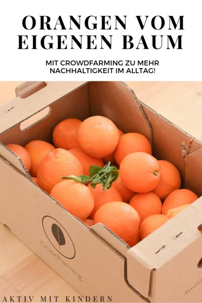 Crowdfarming Orangen