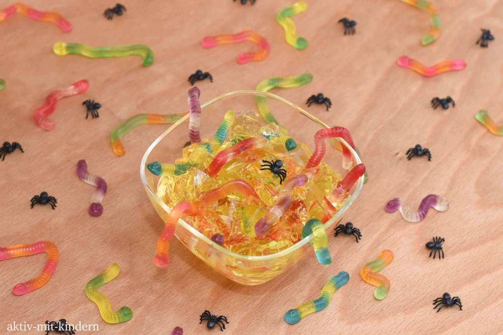 Für das Halloween-Buffet: Eine kreative Rezeptidee