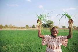 World Vision leistet Hilfe zur Selbsthilfe
