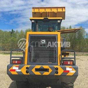 Купить Фронтальный погрузчик XCMG LW300FN, в Иркутске!