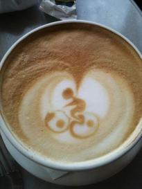 sykkelkaffe