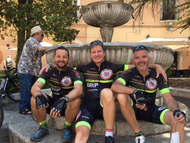 Sykkeltur i Italia