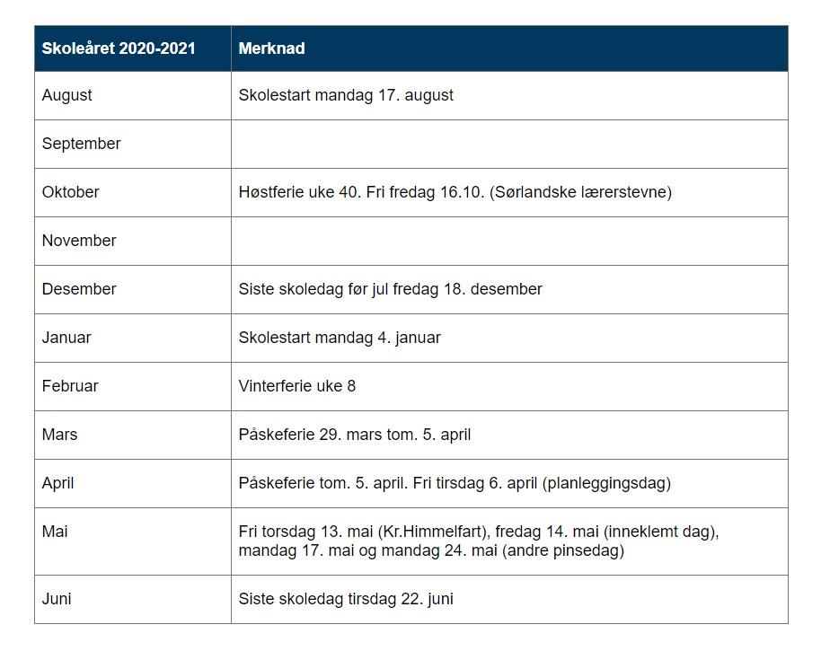 Timeplan Aktiv Pa Dagtid