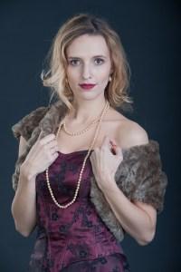 Ula Zawadzka krolowa aktorka
