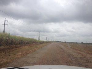κατάσταση δρόμου για Σάντα Κλάρα