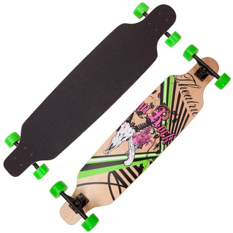 Pripojiť skateboard paluby