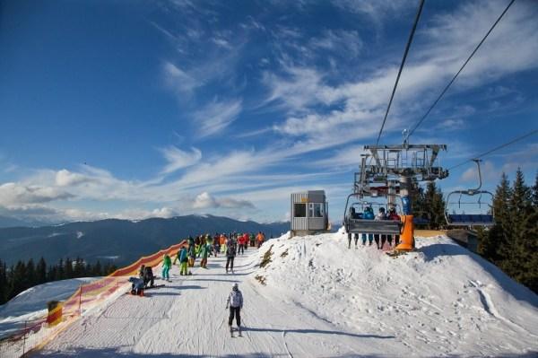 Лучшие горнолыжные курорты Мурманской области