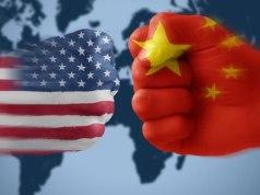 Ilustrasi US vs China