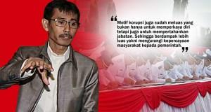 Deputi Pengawasan internal dan Pengaduan masyarakat (PPIM) KPK, Ranu Mihardja. (ilustrasi/aktual.com)